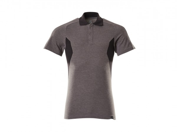 Mascot Polo-Shirt dunkelanthrazit/schwarz